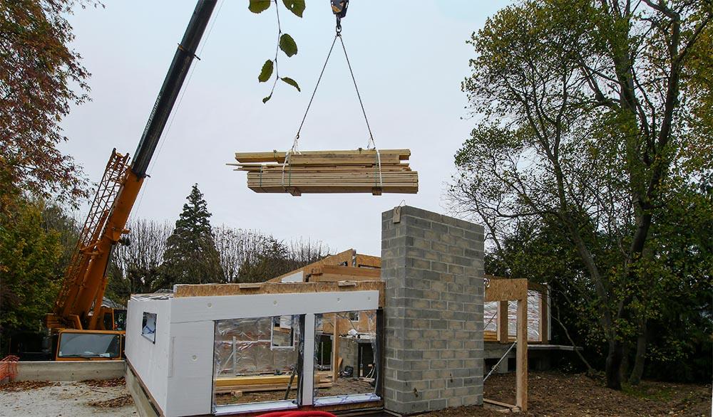 France-Maisons. Nos réalisations maisons bois