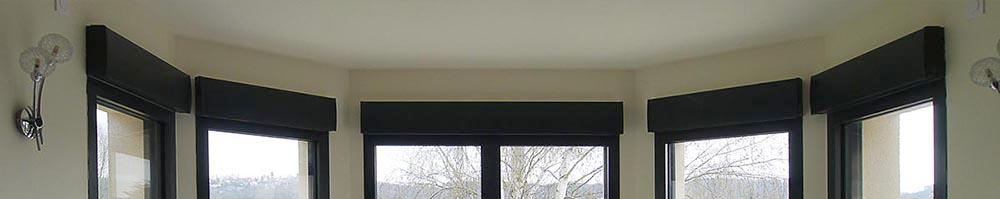 Haut du bow window Bandeau pour edito