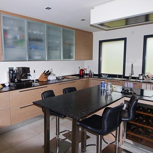 Maison haut de gamme Orsay cuisine ouverte