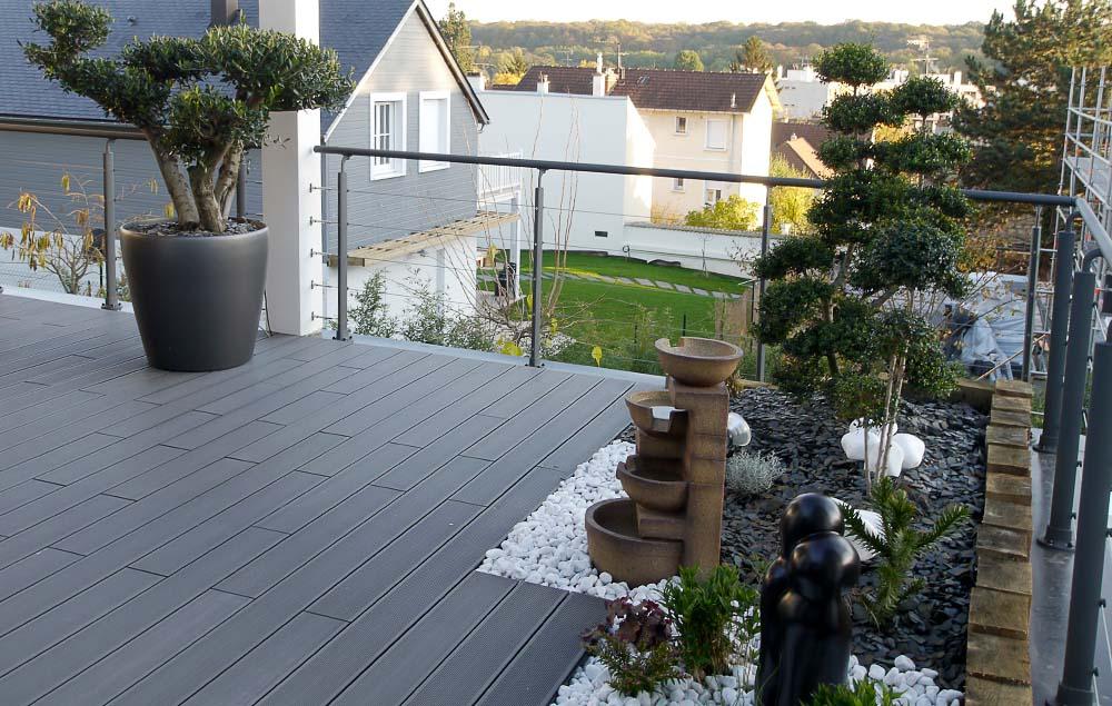 Le balcon Zen France-Maisons-idf
