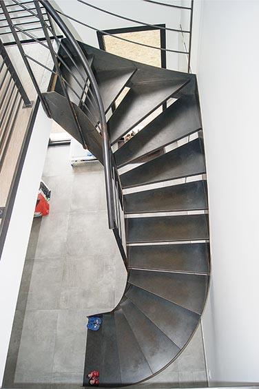 Escalier image verticale