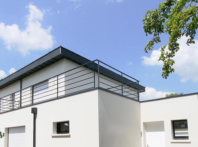 Balcon et terrrasse accessible