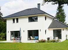 bioclimatique haut-de-gamme France-Maisons-idf Constructeur
