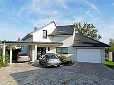 Belle ligne de toit France-Maisons-idf Constructeur