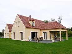 Géothermie verticale en Yvelines France-Maisons-idf Constructeur