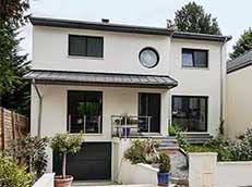 moderne design France-Maisons-idf Constructeur