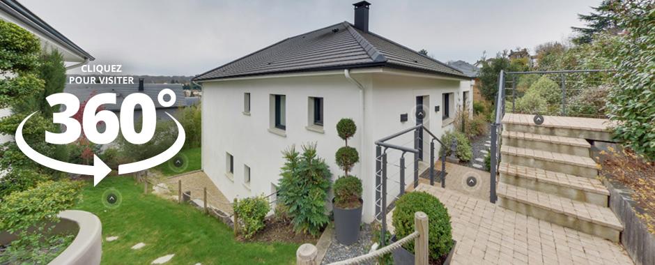 Visite virtuelle 360 une maison moderne haut de gamme for Visite virtuelle maison moderne