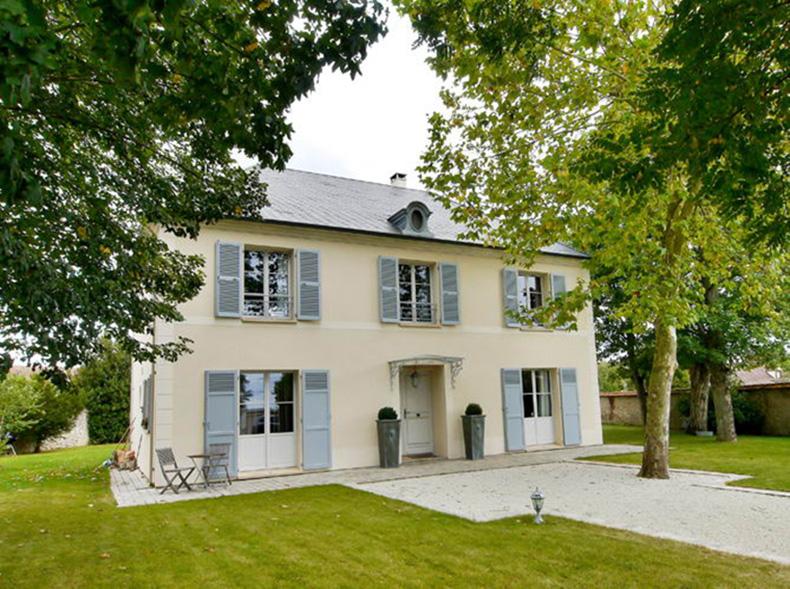Villa sous les frondaisons Neauphle
