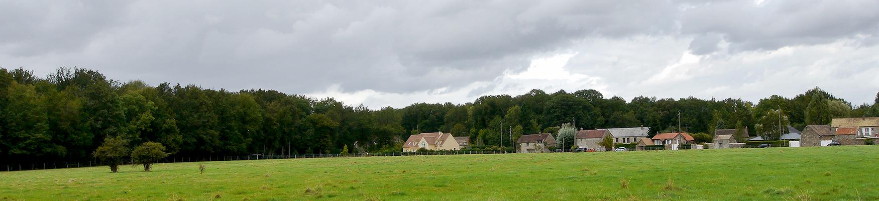 Grande longère ile de France. Yvelines. FranceMaisons-idf